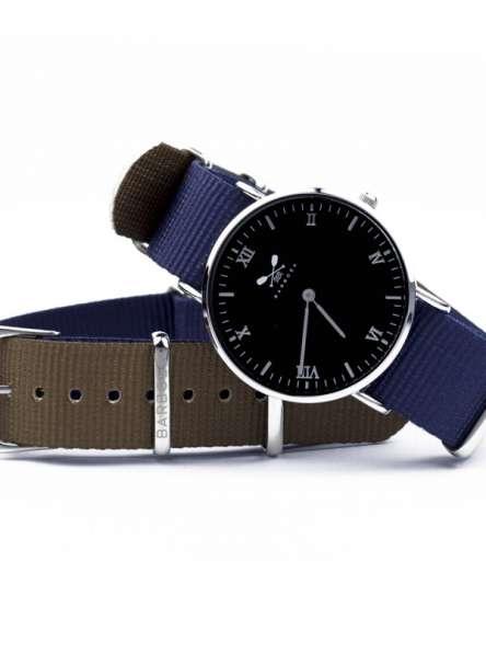 Наручные часы модель BLU-MARRONE