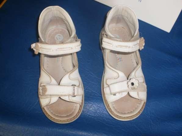 Ортопедические сандалии для девочки 28 размера в Санкт-Петербурге