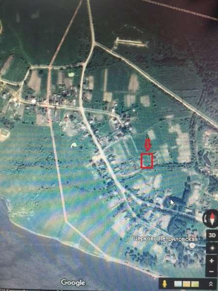 Земельный участок в с. Петрилово