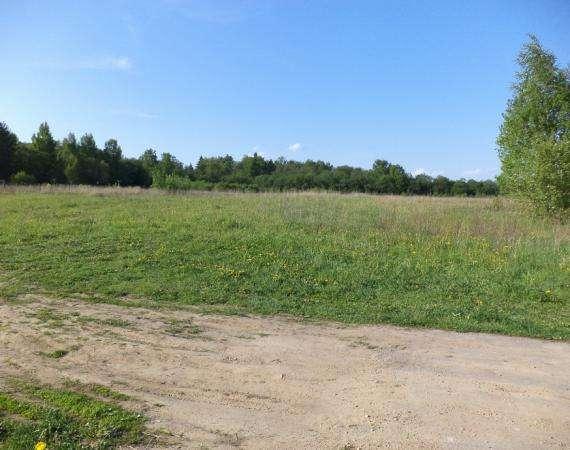 Продается земельный участок 30 соток в дер. Коровино Можайского района,100 км от МКАД по Минскому шоссе.