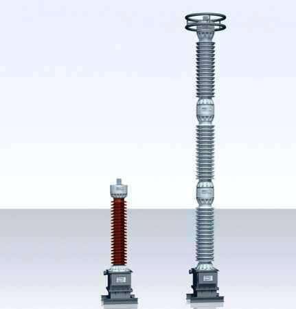 Емкостные трансформаторы напряжения ЕТН-110 ЕТН-220 ЕТН-330