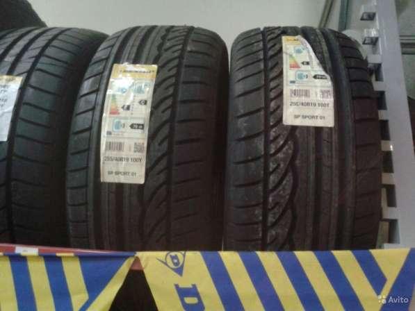 Новые немецкие Dunlop 235 55 R17 Sport 01