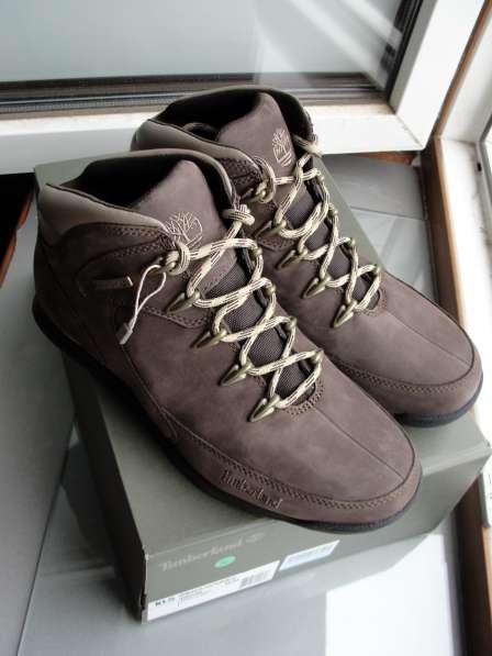 Ботинки Timberland (оригинал). Размер 44,5