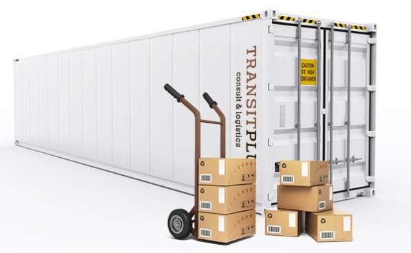 Эконом-доставка контейнеров из Китая