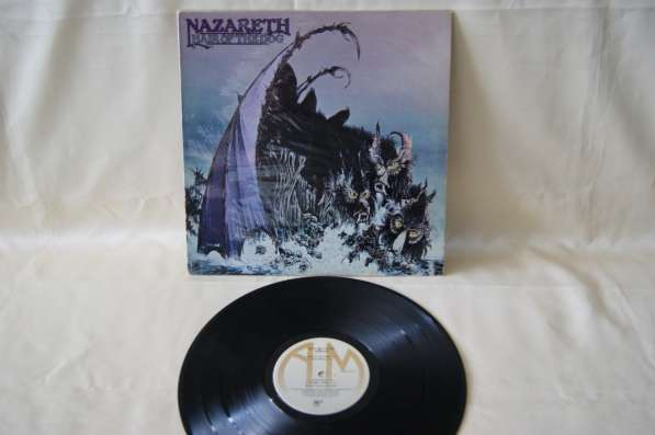 NAZARETH-1975 Made In USA