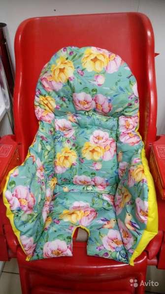 Пошив чехлов на стульчики для кормления в Твери фото 3
