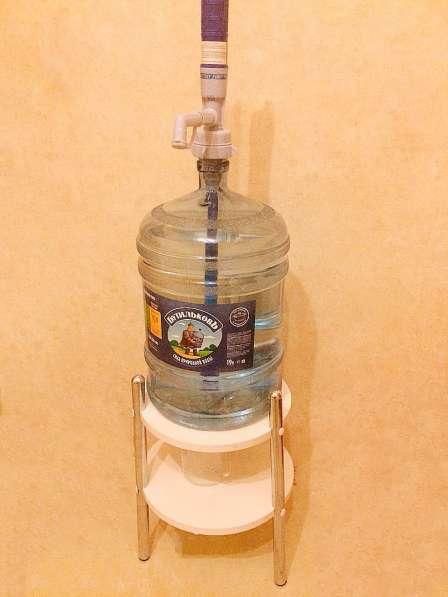 Вода Бутильковъ 19 литров бесплатно