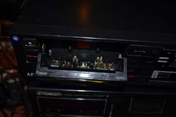 Akai HX-A101 deck