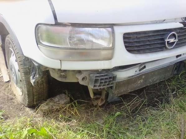 Opel mavano