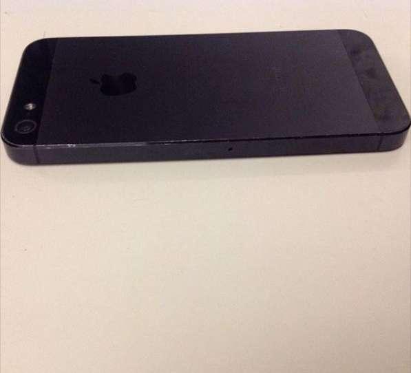 IPhone 5 черный 16g