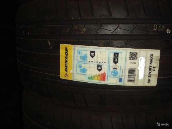 Новые Dunlop 245/45 R18 Sport Maxx GT AO MFS