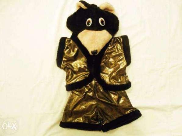 Ведмедик прокат костюмів