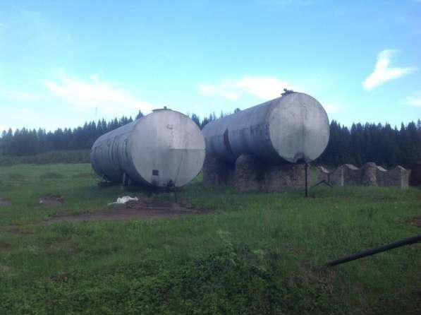 Емкость 50м3 в Ижевске