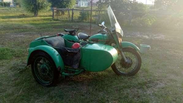 Продам мотоцикл Урал (1979 г. в) ИМЗ 8.103 в Пензе фото 4