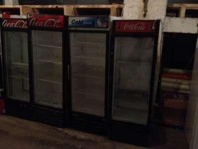 торговое оборудование Холодильники БУ №27765