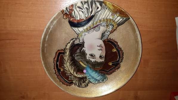 Продам декоративную тарелку