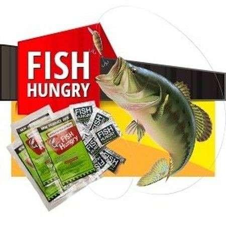 Активатор клёва N1 Fish Hungry купи одну вторая в подарок