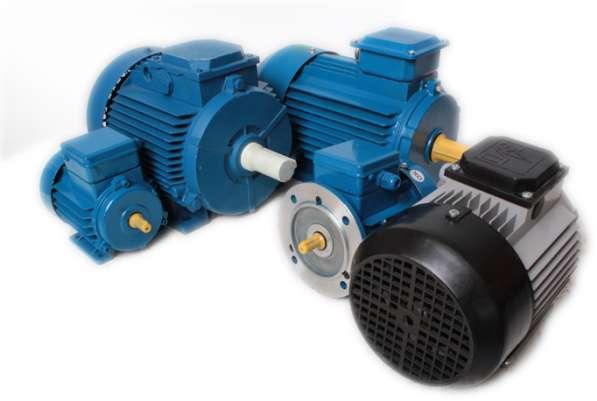 Электродвигатели до 250 кВт в наличии