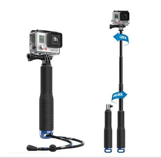 GoPro/SJCam. Монопод новый для экшн камеры