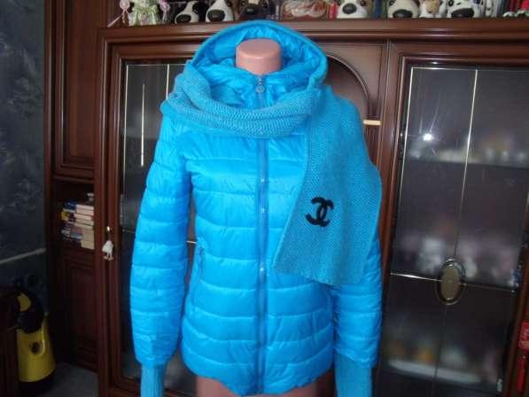 Ультрамодная куртка р.42-44