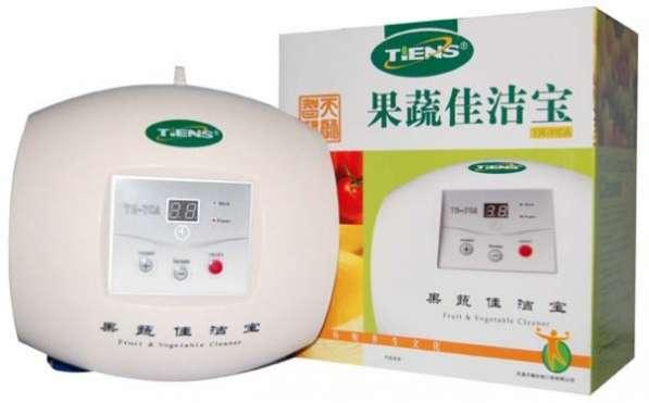 Электробытовой прибор для очистки фруктов и овощей