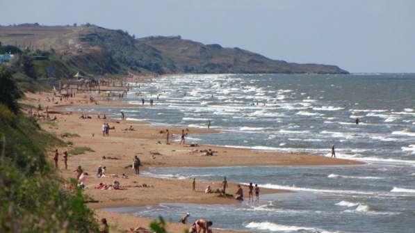 Продам участок на берегу Азовского моря у Керчиского залива