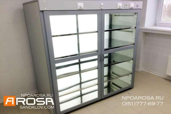 Шкаф вытяжной вентилируемый для содержания животных