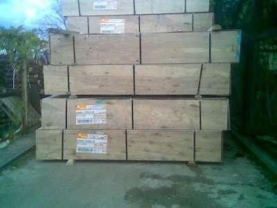 Фанера ламинированная для монолитного строит-ва (береза)