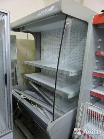 торговое оборудование Холодильная горка N128