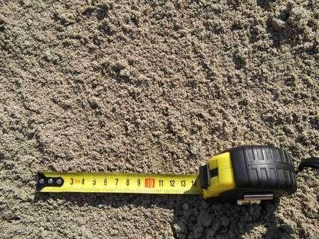 Песок серый мытый с доставкой по Анапе