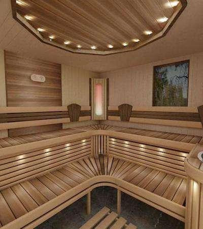 Строим сауны и бани под ключ в СПб