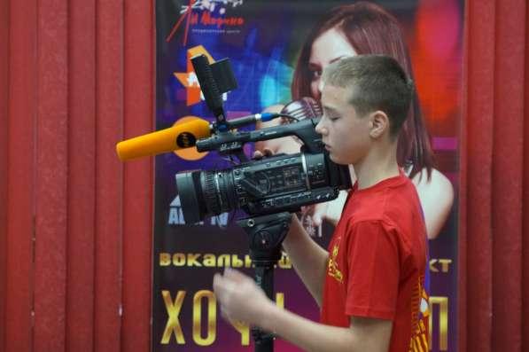 TV-КУРСЫ по видеосъёмке, видеоблогу, видеомонтажу в Хабаровске фото 12