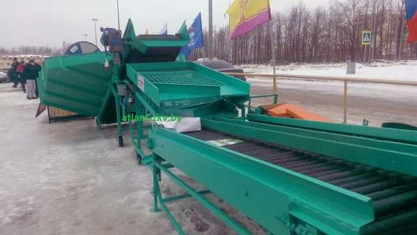 Картофелесортировка «Картберг» М 620 в Челябинске