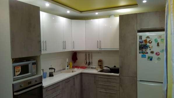 Индивидуальный кухонный гарнитур в Новосибирске фото 4