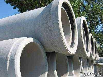 Трубы железобетонные Выборг безнапорные 400мм