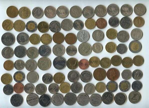 Монеты мира и жетоны по 20 руб
