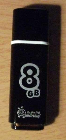 USB флешка Smartbuy Glossy