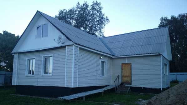 Уютный,жилой дом 145 кв.м.,д.Новоселье(Красненское направл.)