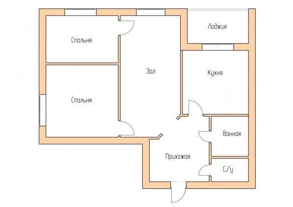 Отличная квартира в новом доме с ремонтом
