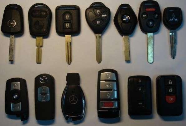 Ключ карты рено, лагуна, меган в