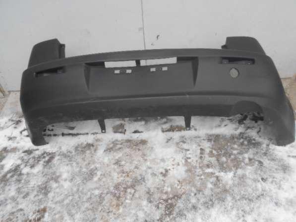 Задний бампер на Mitsubishi Lancer X новый