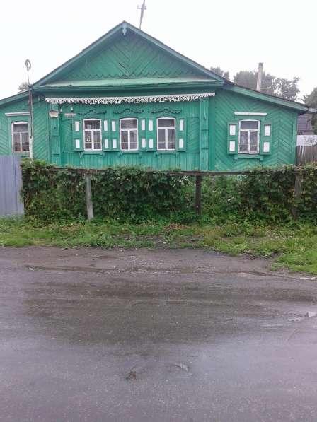 Дом на Шарташе