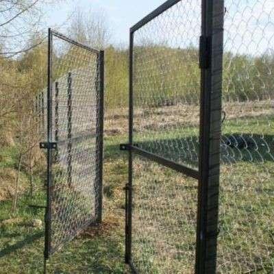 Продам ворота и калитки в Дмитрове