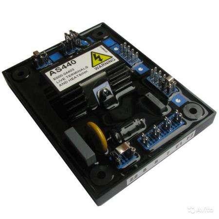 Автоматический регулятор напряжения, AVR AS440