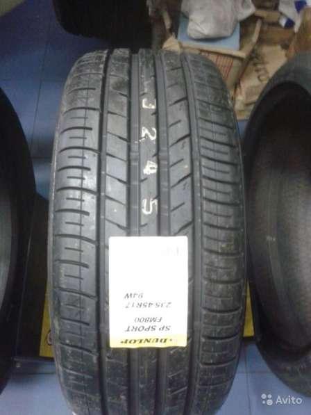 Новые Dunlop 215 50 R17 SP Sport FM800 91W