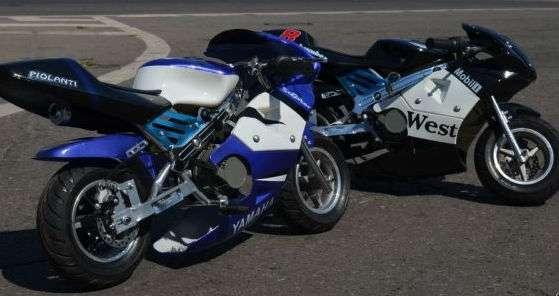 Минимото (карманный мотоцикл)