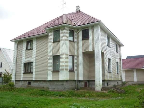 Великолепный 3-х эт. зимний дом на уч. 17 сот. в д. Касимово