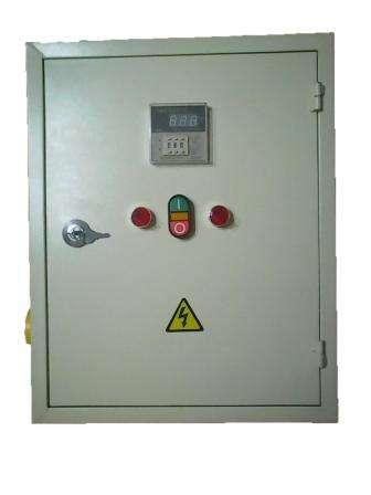 Щит управления термоэлектрическими нагревателями (ТЭН)