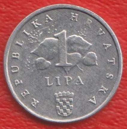 Хорватия 1 липа 2007 г. Кукуруза сахарная