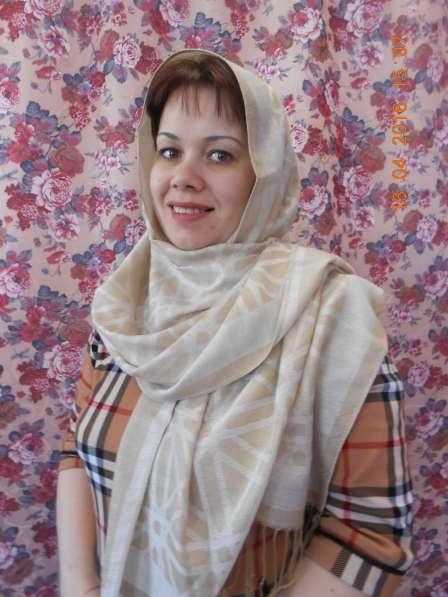 Весенне-осенний шарф